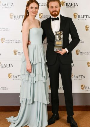 Karen Gillan - British Academy Scotland Awards 2018 in Scotland