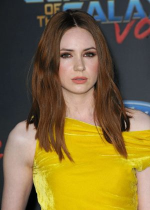 Karen Gillan - 'Guardians of the Galaxy Vol. 2' Premiere in LA