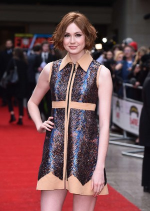 Karen Gillan - Jameson Empire Awards 2015 in London