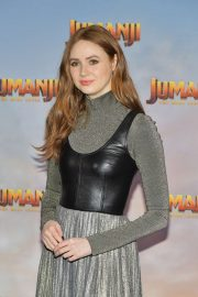 Karen Gillan - 'Jumanji: The Next Level' Photocall in Berlin