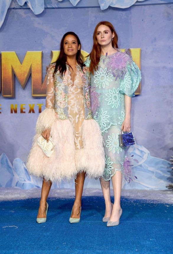 Karen Gillan - 'Jumanji: The Next Level' premiere in Hollywood