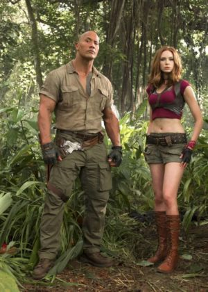 Karen Gillan - Jumanji: Welcome to the Jungle Stills 2017