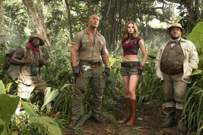 Karen Gillan - Jumanji: Welcome to the Jungle Stills 2017