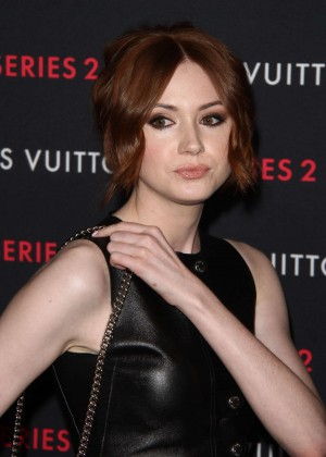 "Karen Gillan - Louis Vuitton ""Series 2"" The Exhibition in Hollywood"