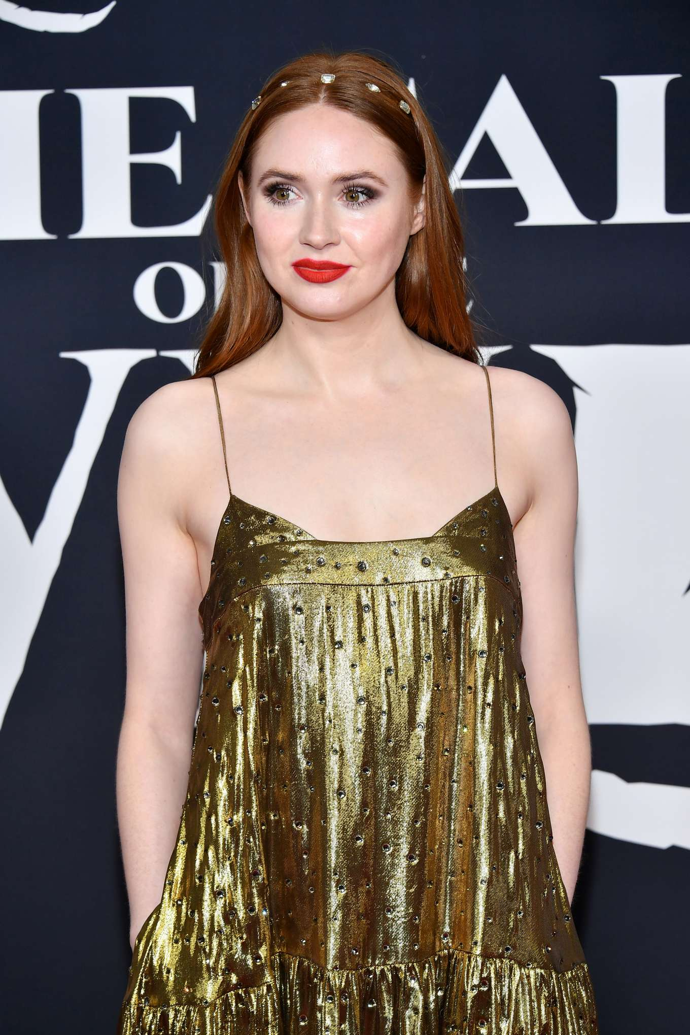 Karen Gillan - 'The Call Of The Wild' premiere in Los Angeles