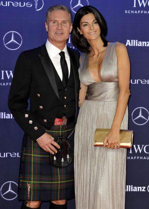 Karen Minier - 2017 Laureus World Sports Awards in Monte Carlo