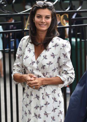 Karen Minier - 2018 Wimbledon in London