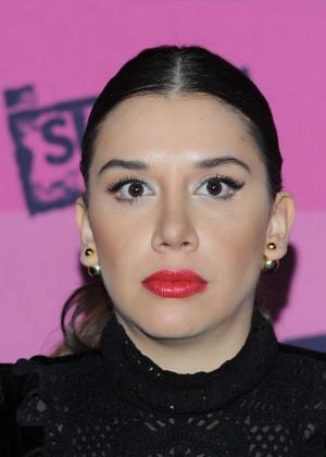 Karime Pindter 'Super Shore Press' Screening in Mexico City GotCeleb