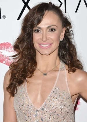 Karina Smirnoff - Launch Party for Karina Smirnoff Make Up Collection in Beverly Hills