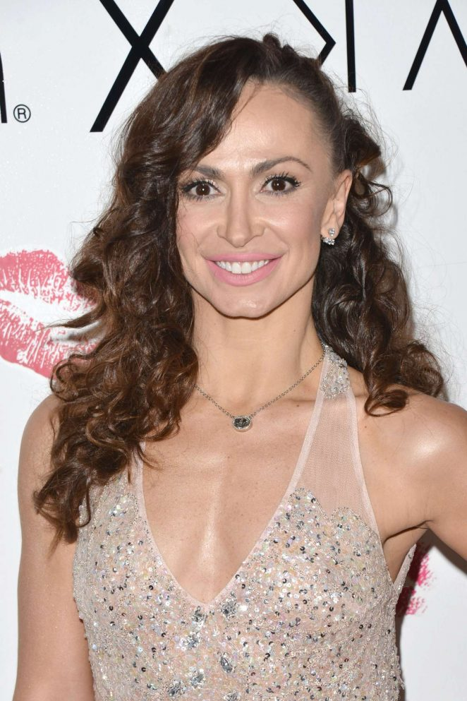 Karina Smirnoff – Launch Party for Karina Smirnoff Make Up Collection in Beverly Hills