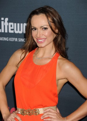 Karina Smirnoff - 'No Escape' Premiere in LA