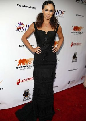 Karina Smirnoff - Ride Foundation inaugural gala dance for Africa in Hollywood