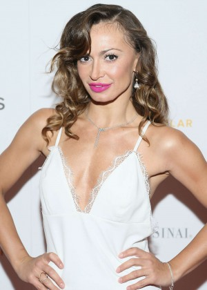 Karina Smirnoff - Sports Spectacular Luncheon Benefiting Cedars-Sinai in Beverly Hills