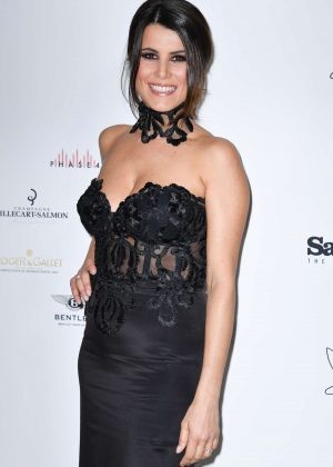 Karine Ferri - Les Bonnes Fees Charity Gala in Paris