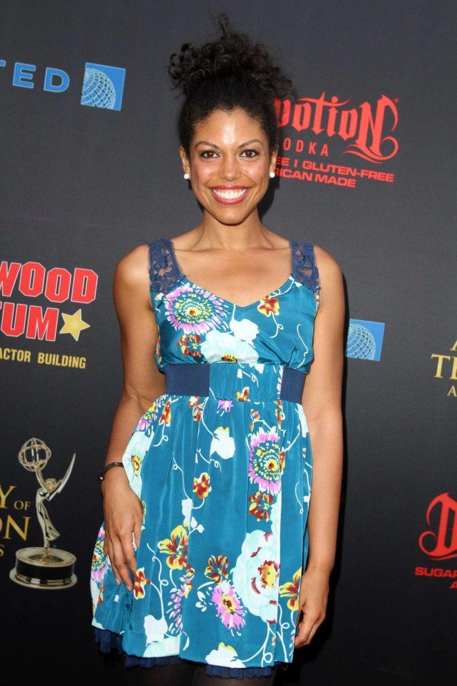Karla Mosley - Daytime Emmy Awards Nominee Reception in LA