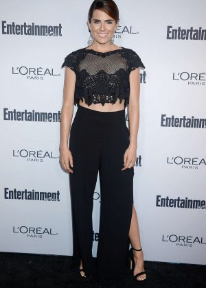 Karla Souza - 2016 Entertainment Weekly Pre-Emmy Party in Los Angeles