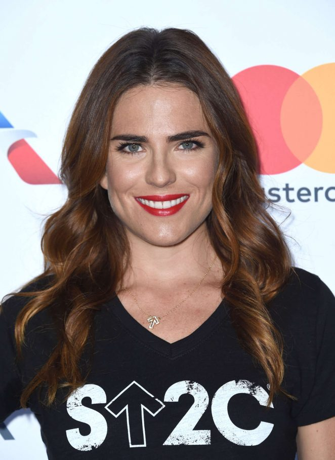 Karla Souza: 5th Biennial Stand Up To Cancer -18