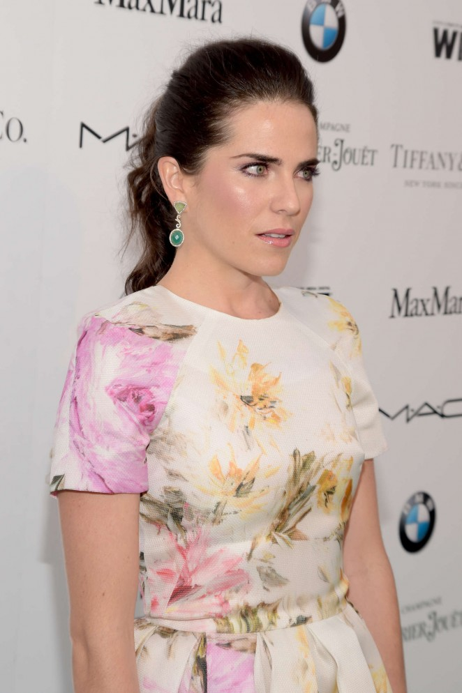 Karla Souza - 2015 Women in Film Pre-Oscar Cocktail Party in LA