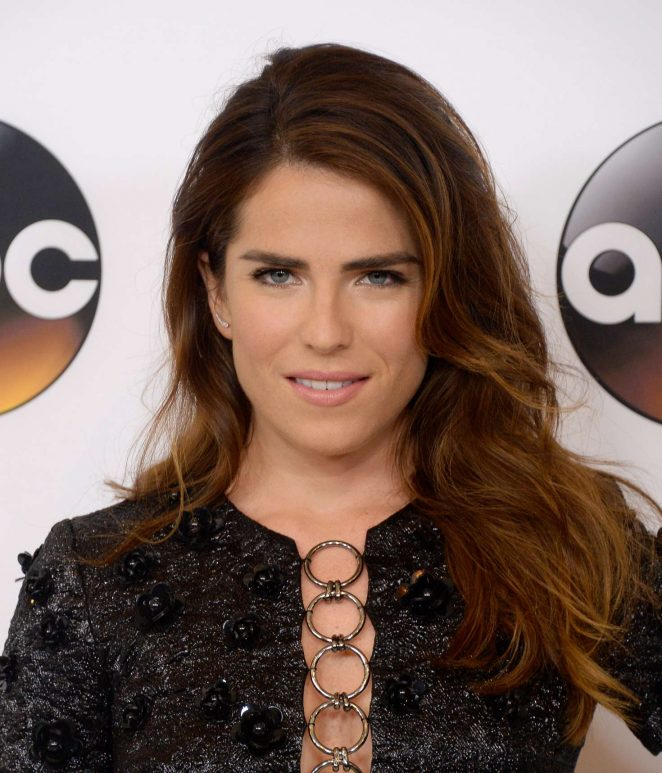 Karla Souza: Disney ABC Television Hosts 2016 TCA Summer Press Tour -09