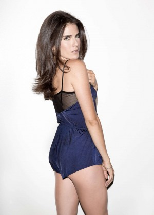 Karla Souza - Esquire Magazine (December/January 2015/2016)