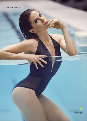 Karla Souza - GQ Mexico Magazine (October 2015)