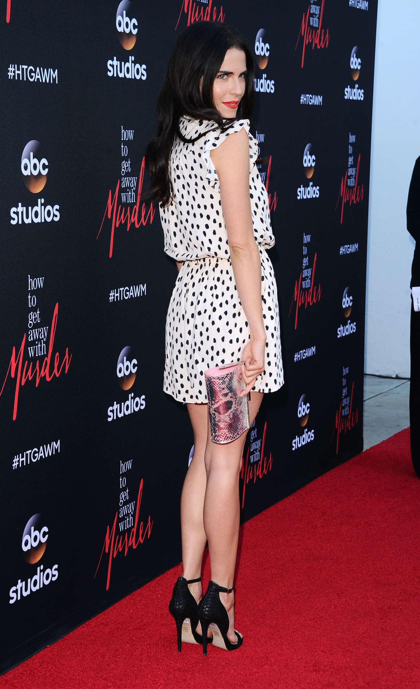 Karla Souza: How To Get Away With Murder Screening Event '