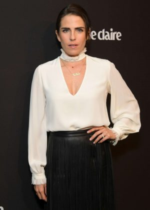 Karla Souza - Marie Claire Honors Hollwood's Change Makers in LA