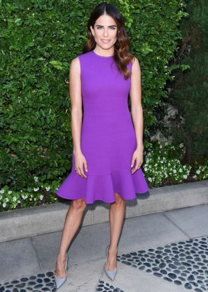 Karla Souza - The Rape Foundation's Annual Brunch in Beverly Hills