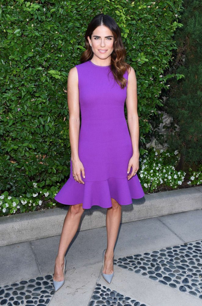 Karla Souza – The Rape Foundation's Annual Brunch in Beverly Hills