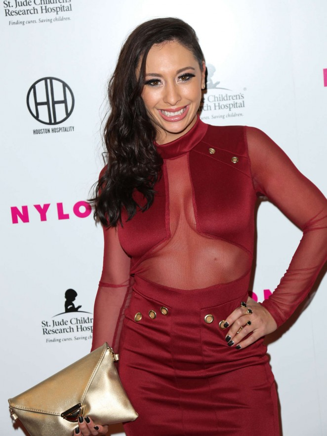 Karlee Perez - NYLON Magazine's Muses And Music Party in LA
