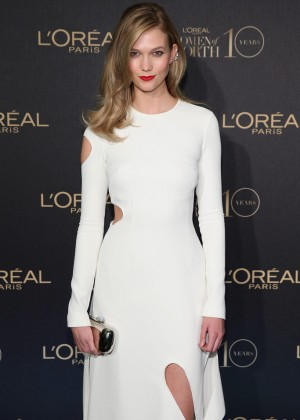 Karlie Kloss - L'Oreal Paris 'Women of Worth' Awards 2015 in NY
