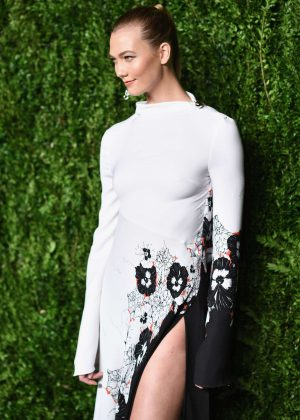Karlie Kloss - 13th Annual CFDA/Vogue Fashion Fund Awards in NY