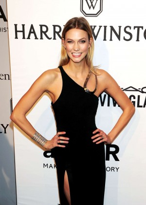Karlie Kloss - amfAR New York Gala 2015