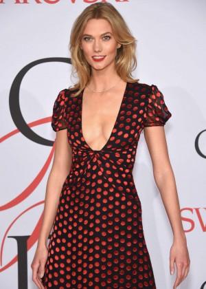 Karlie Kloss - 2015 CFDA Fashion Awards in NYC