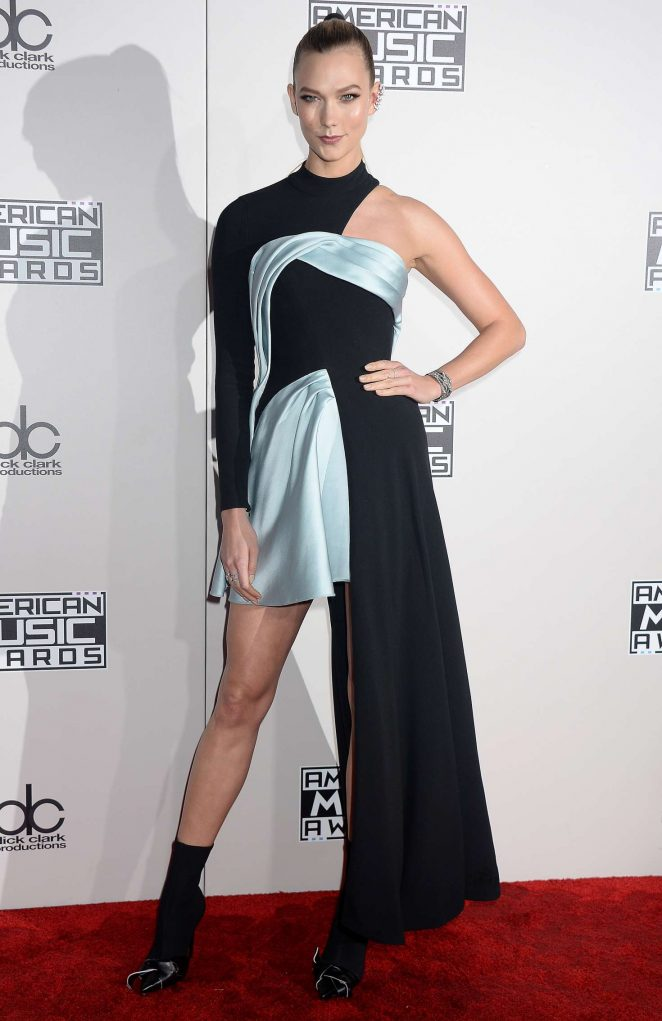 Karlie Kloss: 2016 American Music Awards -02