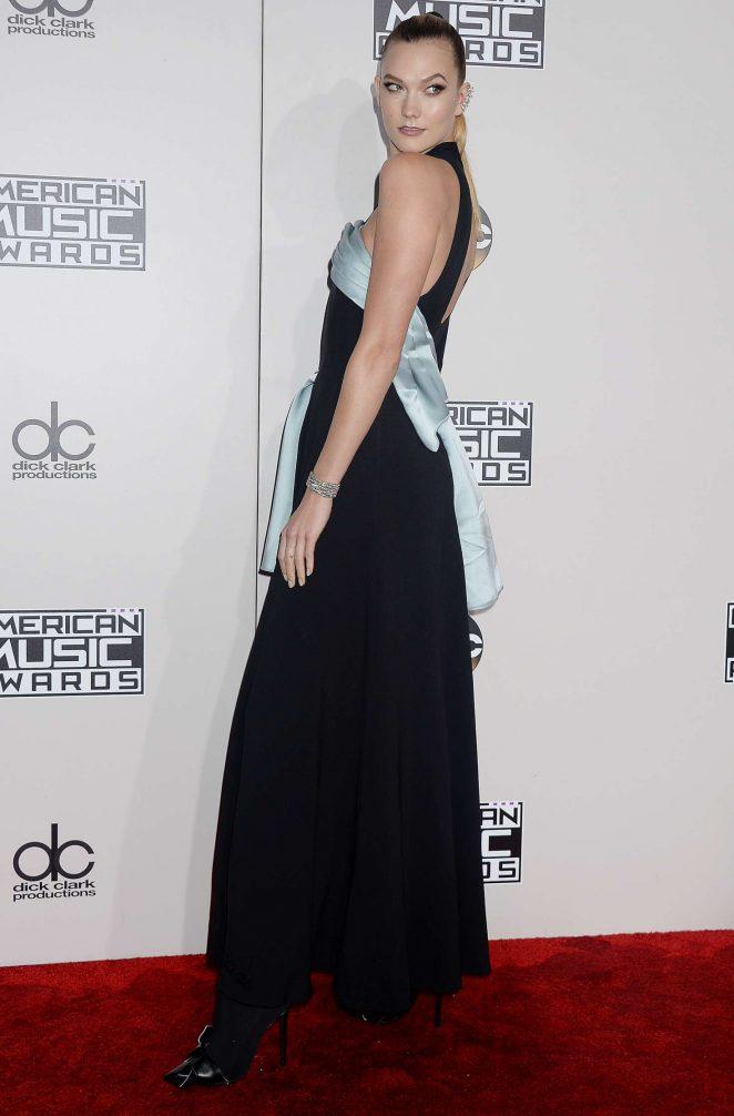Karlie Kloss: 2016 American Music Awards -03