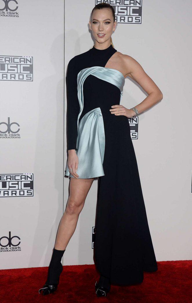Karlie Kloss: 2016 American Music Awards -04