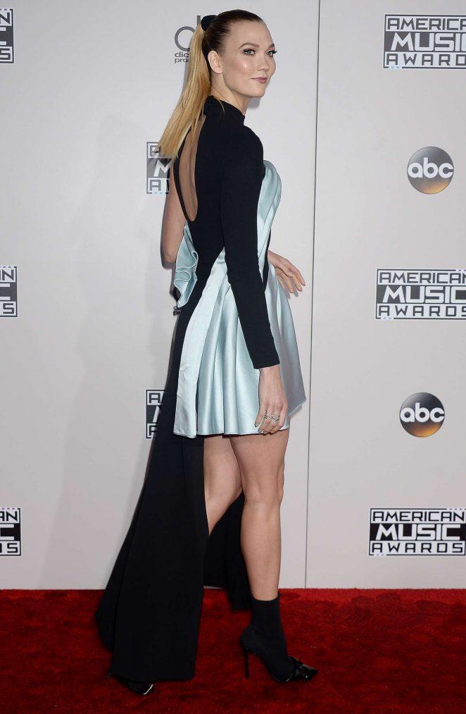 Karlie Kloss: 2016 American Music Awards -15