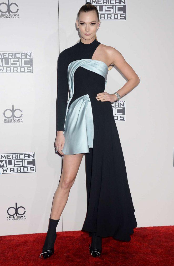 Karlie Kloss: 2016 American Music Awards -17