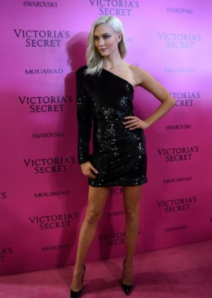 Karlie Kloss - 2017 Victoria's Secret Fashion Show After Party in Shanghai