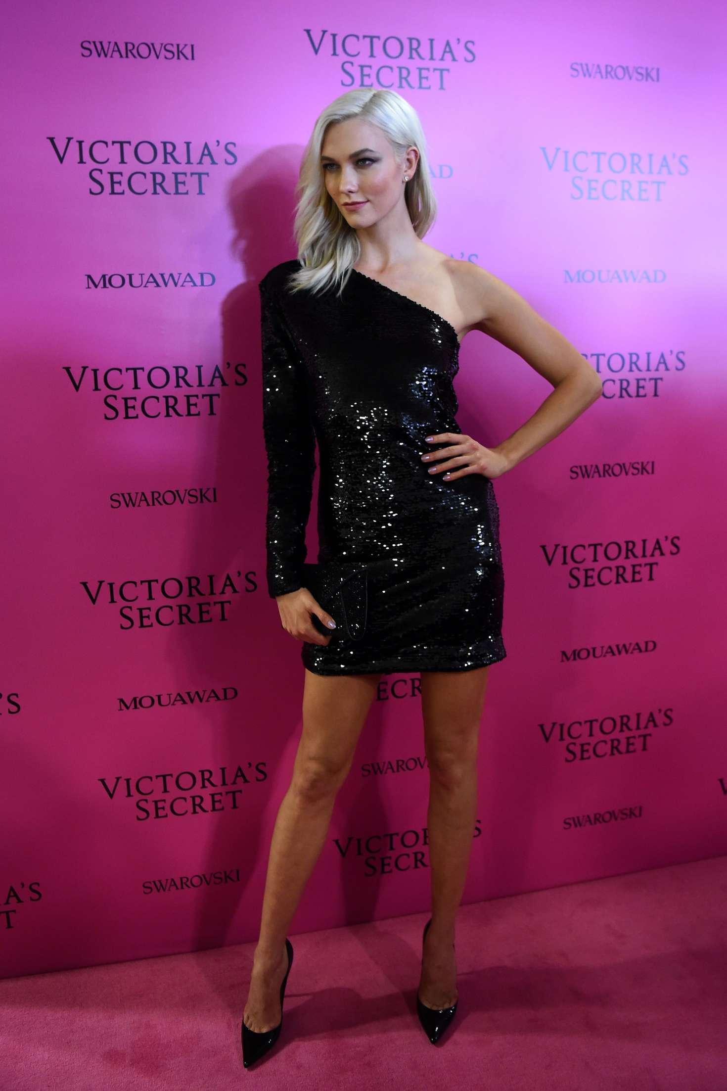 Karlie Kloss 2017 : Karlie Kloss: 2017 Victorias Secret Fashion Show After Party -01