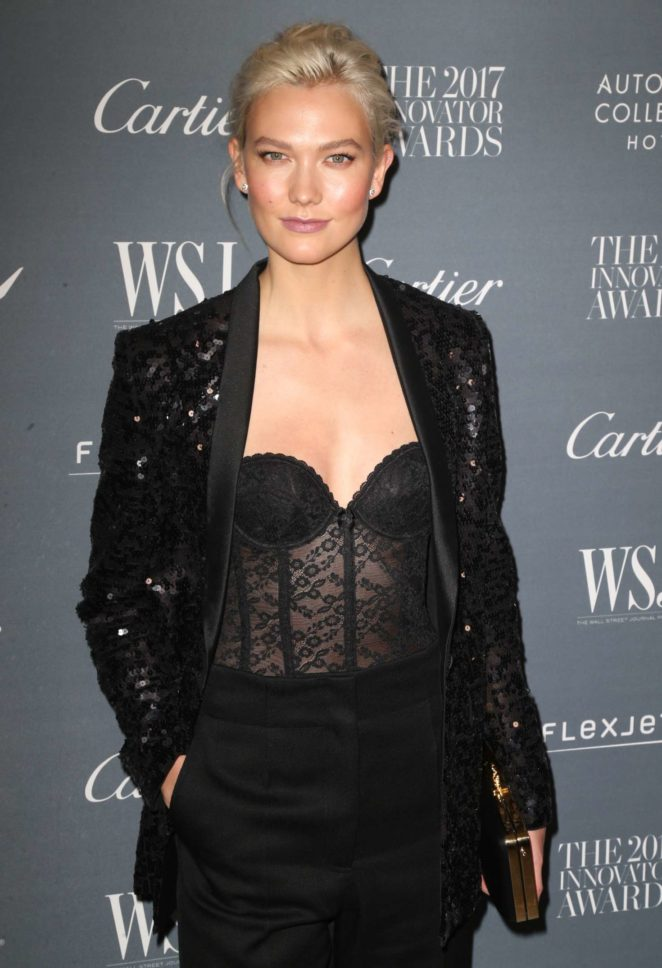 Karlie Kloss: 2017 WSJ Innovator Awards -08