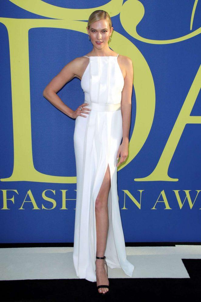 Karlie Kloss - 2018 CFDA Fashion Awards in Brooklyn