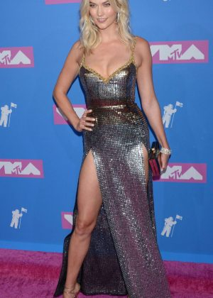 Karlie Kloss - 2018 MTV Video Music Awards in New York City
