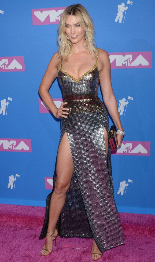 Karlie Kloss – 2018 MTV Video Music Awards in New York City