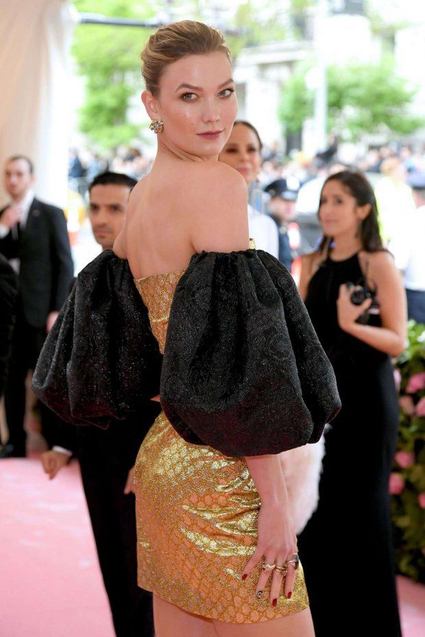 Karlie Kloss - 2019 Met Gala in NYC
