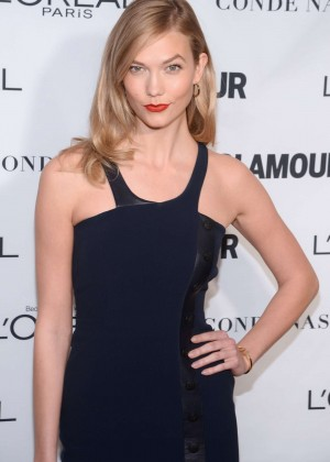 Karlie Kloss - 2015 Glamour Women of the Year Awards in NY
