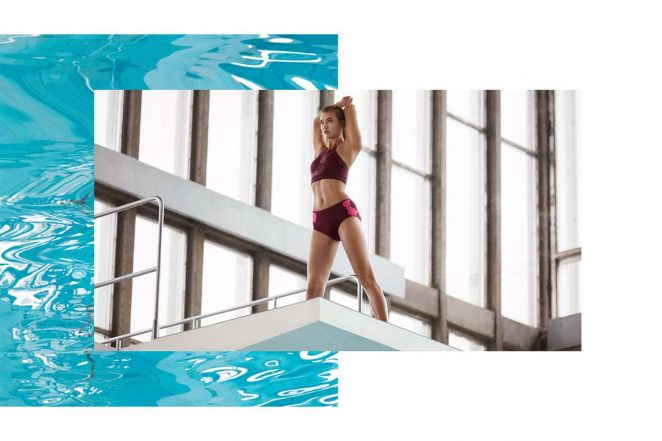 Karlie Kloss - Adidas Epic 2017 SS Campaign