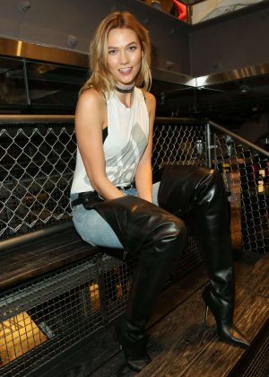 Karlie Kloss - Adidas Flagship Preview Party in New York