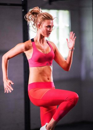 Karlie Kloss - Adidas Women's Training